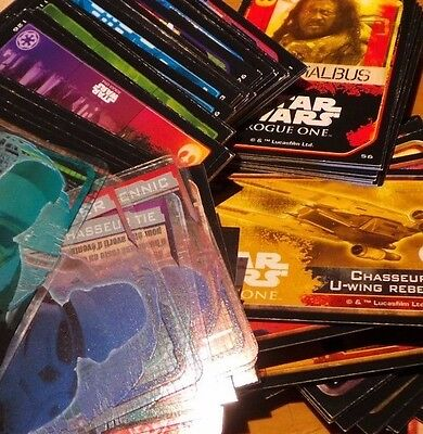 carte topps star wars rogue one en version Française au choix