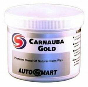 Autosmart Carnauba Gold Car Wax FREE DELIVERY