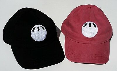 Wiffle® Ball Hat Cap - Black or Red