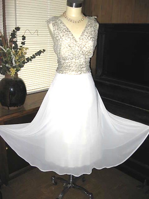 "VTG-""Studio Connection""Full Skirt Lined Dress Party,Prom,Dance. Sz-12. Perfect!"