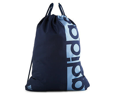 Adidas Linear Performance Gym Sack - Collegiate Navy/Tactile Blue