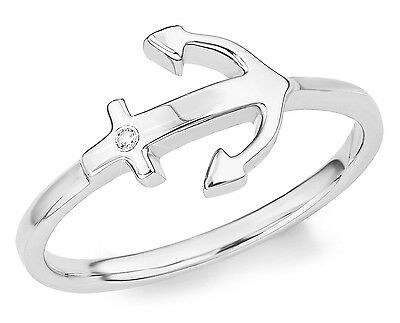 S.OLIVER Jewelry Silver ring Anchor 2017237
