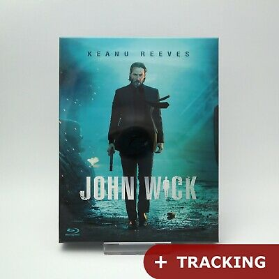 John Wick - Blu-ray Full Slip Case Edition (2016) / NOVA
