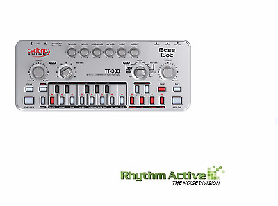 Cyclone Analogic Bass Bot Tt-303 Synthesizer Clone Roland Tb-303 X0Xb0X Xoxbox
