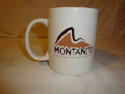 Dennys Coffee Mug Cup Glass Montanito Custom Roasted Coffee From South America