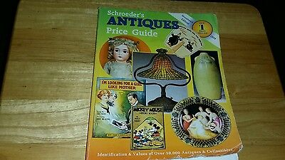 Schroeder's Antiques Price Guide 17th Edition 1999 1574320920