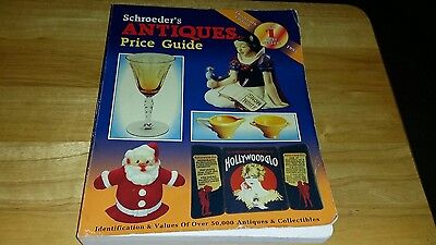 Schroeder's Antiques Price Guide 13th Edition 1995