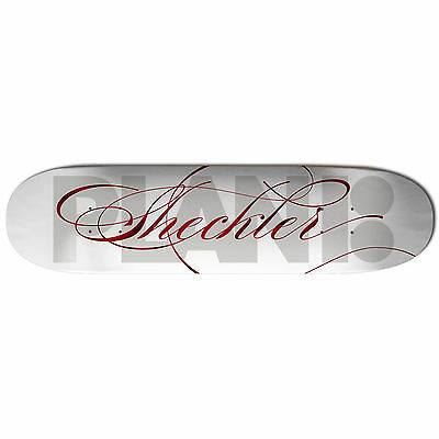 "Plan B - Signature 2 Sheckler 8.0"" Skateboard Deck"