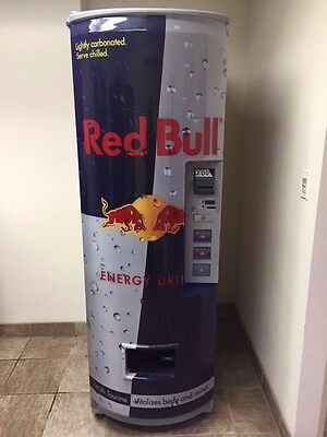 Red Bull Vending Machine Royal Vending RVRB-372-3
