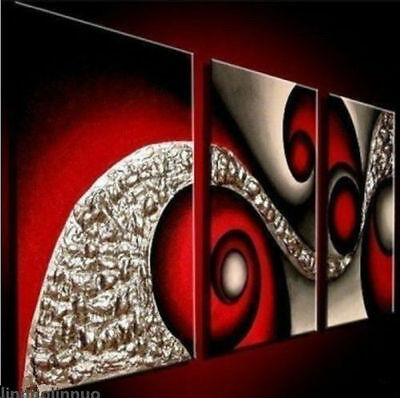Large Modern Abstract Art Oil Painting Wall Deco canvas (NO FRAME)