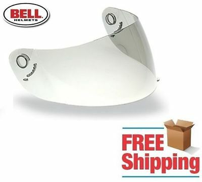 Bell NutraFog CLEAR Replacement Shield for Arrow, Sprint & Apex helmets 118785