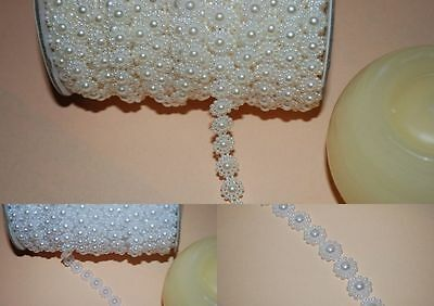 1m Jewellery Band Flower Decor Wedding Baptism