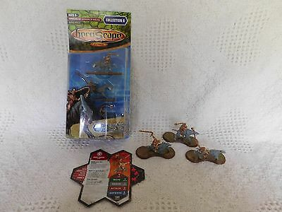 HEROSCAPE Collection 8 Expansion - Defenders Of Kinsland - Marro Cavalry - NIB