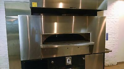 Wood Stone Fire Deck Double Sided 9660 Commercial Pizza Oven 48 Hr Sale