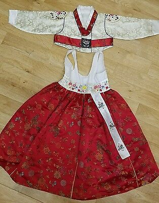 Korean traditional dress for Kids- Hanbok for 3 years old