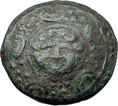 ALEXANDER III the Great 323BC Macedonia Ancient Greek Coin SHIELD HELMET i61361