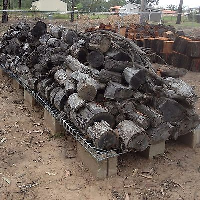 FIREWOOD SEASONED HARDWOOD (inc delivery*) OR you can collect any amount