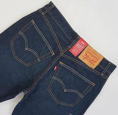 LEVI STRAUSS 607 Jeans Men's, Authentic BRAND NEW