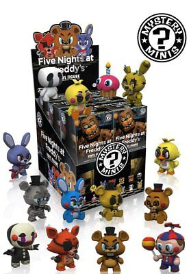 FUNKO MYSTERY MINI Five Nights At Freddy's Twisted Ones Series 3