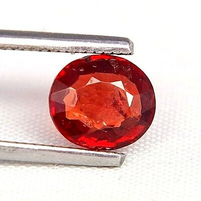 TOP SPINEL : 1,16 Ct Natürliche Roter Spinell aus Tansania