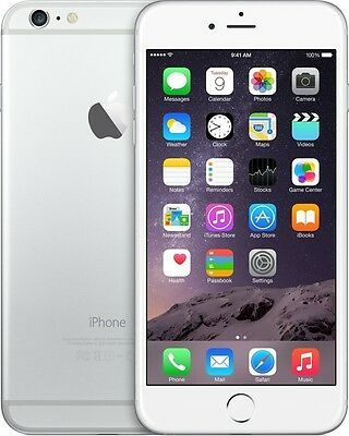 Apple iPhone 6S 64GB Silver Factory UNLOCKED SIMFREE Smartphone - 4G - Touch ID