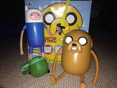 Adventure Time 10 inch Figurines Finn and Jake kids toys