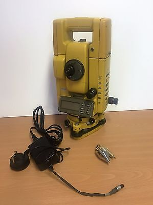 Topcon Gts-303 Total Station - 1 Year Calibration - Excellent Condition