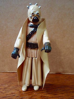 1977 Kenner Star Wars Hollow Cheeks Tusken Raider Action Figure A New Hope
