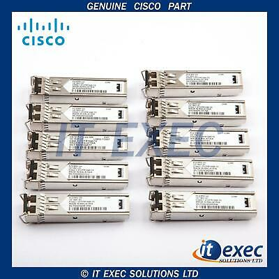 Lot of 20 x CISCO 10-1821-01 FC2 2GBIT SPF 850nm GBIC
