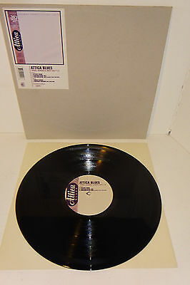 """ATTICA BLUES VIBES SCRIBES & DUSTY 45s EP 1996 MOWAX 12"""" ISSUE, P/S w/inner"""