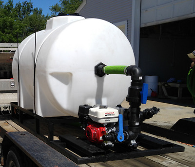 Henderson 525 Gallon Hydroseeder *2017 Models now available