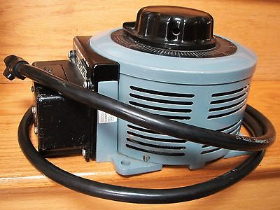 Superior Electric  Powerstat Variable Autotransformer 3PN136B