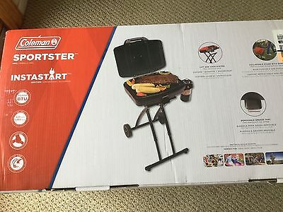 Coleman Sportster Propane Grill with InstaStart - New In Box