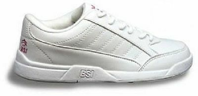 BSI Girls Basic White Youth Bowling Shoes