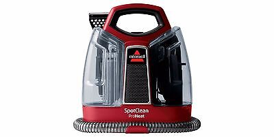 BISSELL SpotClean ProHeat Portable Carpet Cleaner # 52074 ~ New In Box