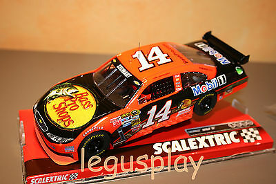 Slot SCX Scalextric A10145S300 Chevrolet Impala SS N#14 Mobil 1 - New