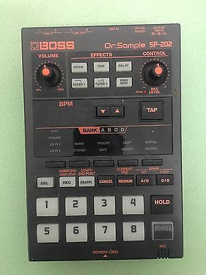 Boss Roland SP202 Sampler Vintage