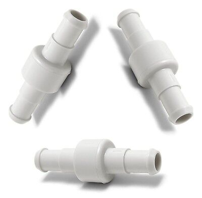 3 Pack Polaris Hose Swivel Connector D20 D-20 For 180 280 380 Pool Cleaner