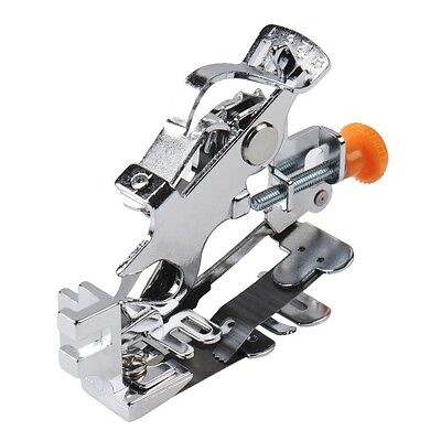 Domestic Sewing Machine Ruffler Presser Foot Low Shank For Brother Singer Janom