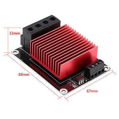 3D Printer Heating Controller MKS MOSFET for Heat Bed Extruder MOS Module 30A JS