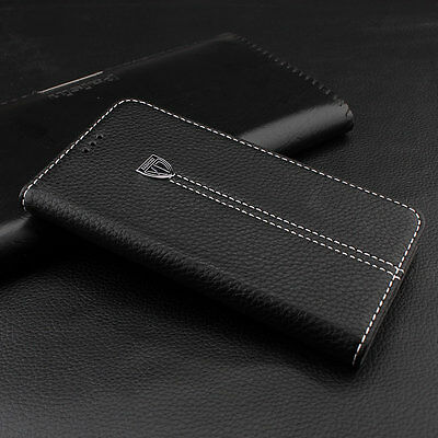 Luxury Magnetic Flip Cover Stand Wallet Leather Case for Samsung Galaxy S8 S7 s6