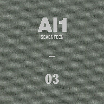 Seventeen - AL1 (4th Mini Album) VER.2 AL1 [3], CD + Photobook + Photocard