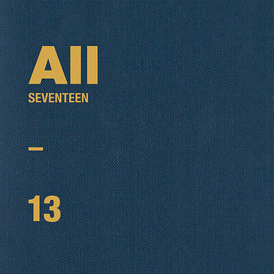 Seventeen - AL1 (4th Mini Album) VER.3 ALL [13], CD + Photobook + Photocard
