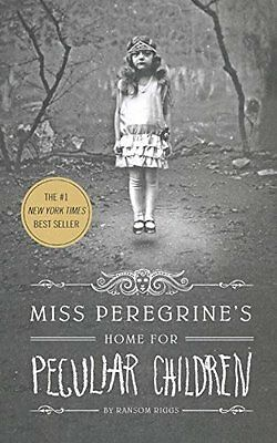 Miss Peregrine''s Home for Peculiar Children  by Ransom Riggs Paperback Book New