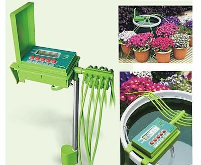 Automatic Watering System Hydroponic Grow Plant Irrigation with Smart Controller