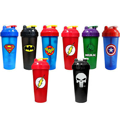 Perfectshaker 800ml 28oz Hero Series Protein Shaker Bottle Blender Cup