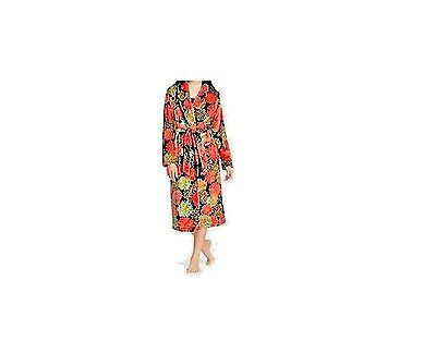Wholesale Lot (10)  Luxurious Plush Long Sleep Robe for Women Floral  M/L NWT