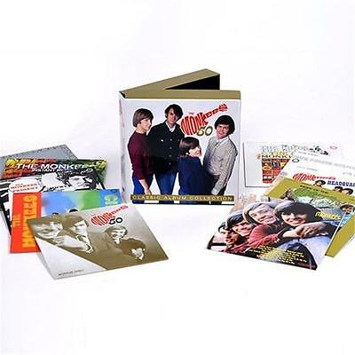 Monkees Classic Album Collection Remastered 10 Cd New