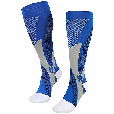 Compression Socks for Men Women Athletic Running Socks Nurses Medical Graduated