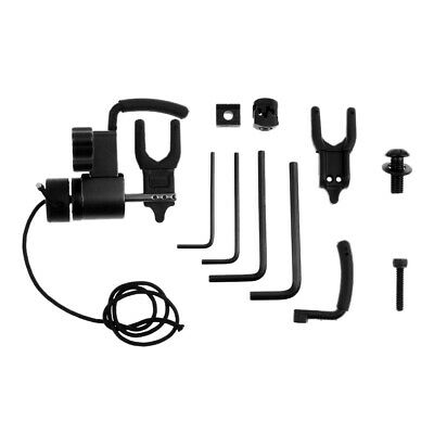 Aluminum Drop Away Arrow Rest Archery Hunting Shooting Compound Bow Accessories